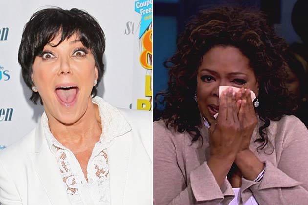 The next Oprah? Kris Jenner wants own daytime talk show