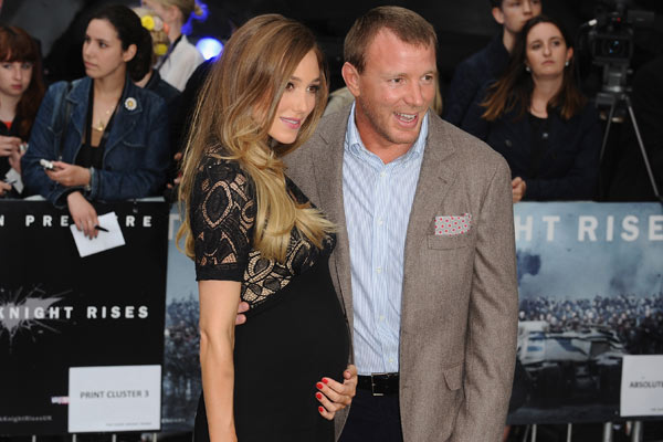 Report: Madonna's ex-husband Guy Ritchie will marry pregnant girlfriend