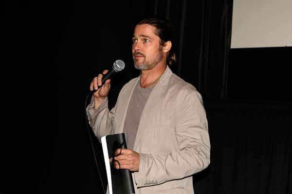 Brad Pitt admits to druggie past, still knows where to find them
