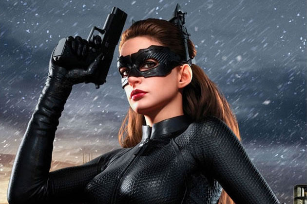 Catwoman for Oscar: Anne Hathaway gets Best Actress push for The Dark Knight Rises