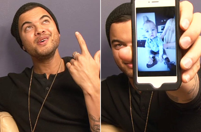 Watch: Guy Sebastian goes to mush over his 'stupid' baby boy Hudson - and sings for us!