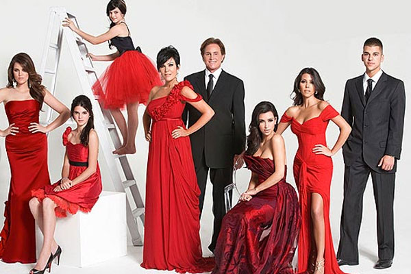 Christmas miracle: The Kardashians photoshop loved ones into the family greeting card