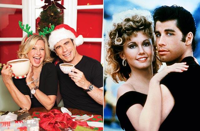 John Travolta and Olivia Newton-John had 'crushes' on each other ...