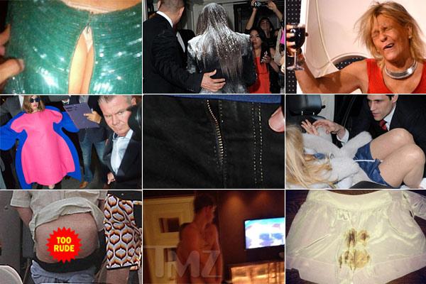 100 Embarrassing Celebrity Wardrobe Malfunctions