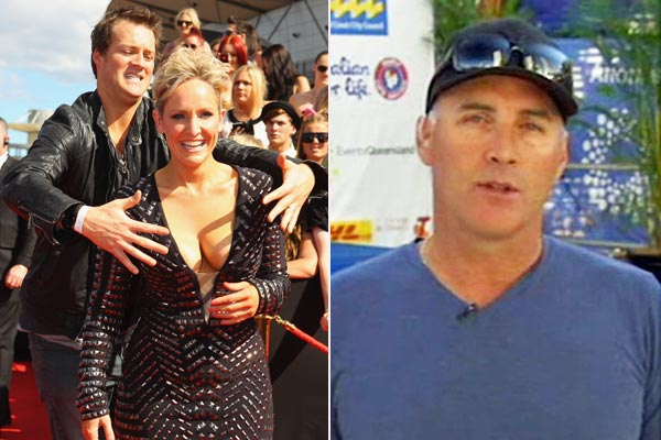 Fifi Box's baby daddy revealed: Secret 'romance' with ironman Grant Kenny