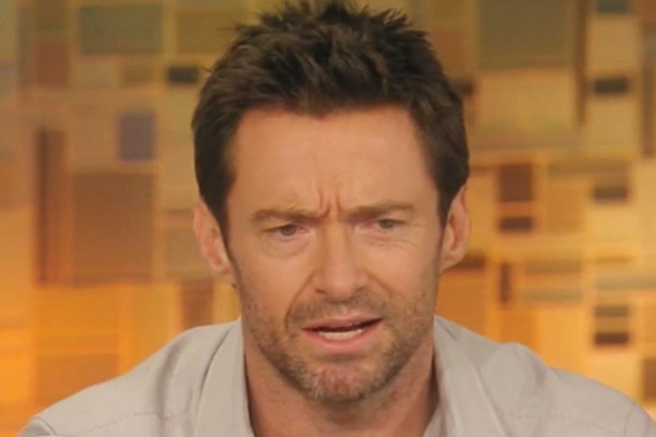 Watch: Hugh Jackman reveals wife had 'multiple miscarriages'