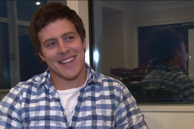 Watch: <i>Home And Away</i>'s Steve Peacocke talks about Charlie's mysterious return to life