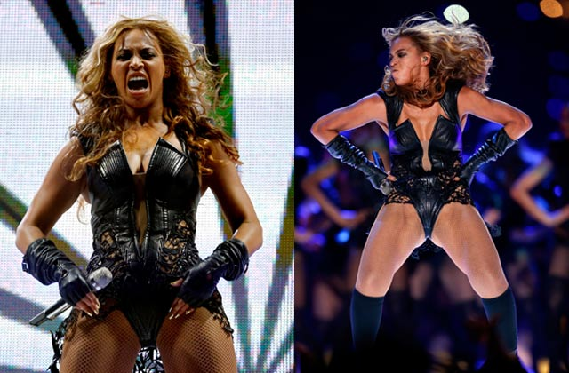 Watch: Did Beyonce have a nipple slip during the Super Bowl?