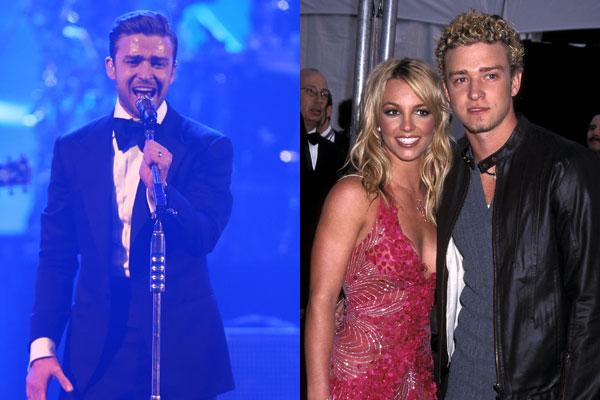 Bringing ex-y back: Justin Timberlake denies badmouthing Britney