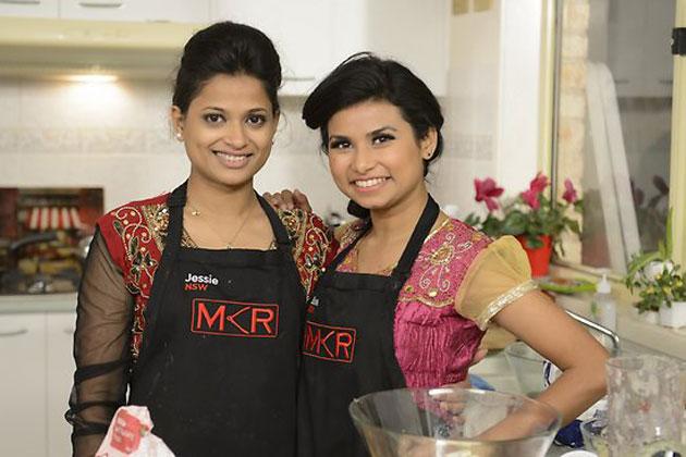 <i>My Kitchen Rules</i>' 'Spice Girls' eliminated amid boycotting fans and online 'trolls'