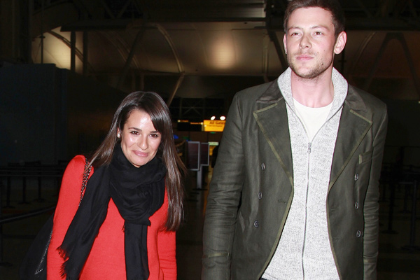 "cory admits dating lea ellen In these exclusive extras from parade's june 26 cover story, glee's cory monteith shares his thoughts  oscar host ellen  ""i like the idea of dating,."