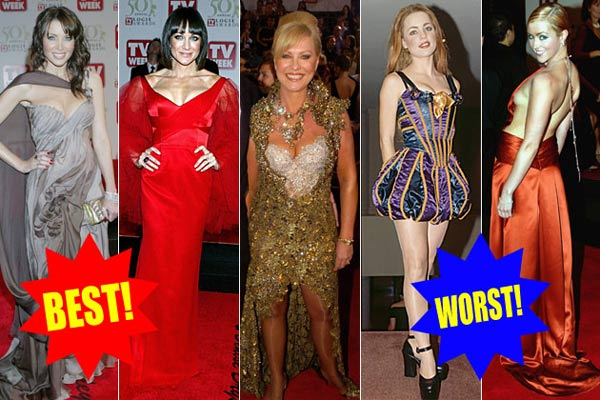 Worst Oscar Dresses Ever