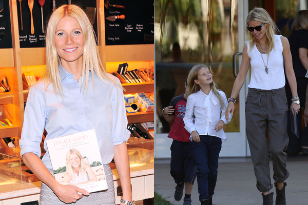 Watch: Gwyneth Paltrow hits back at critics calling her a 'bad mum'