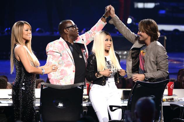 Mariah Carey and Nicki Minaj quit <i>American Idol</i>