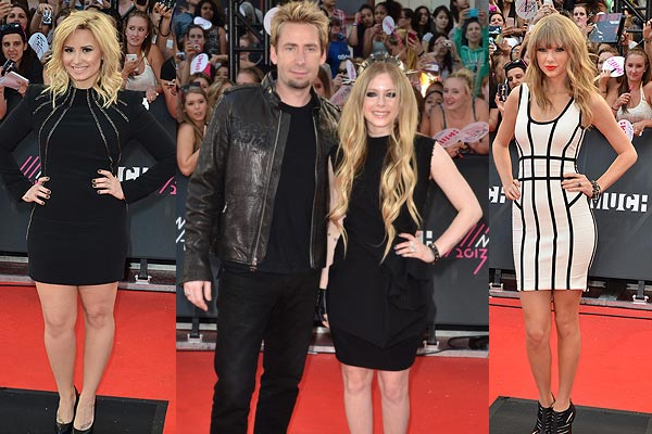 It's Canada's turn to roll out the red carpet for its music night of all nights! Check out all the red-carpet arrivals from the 2013 MuchMusic Video Awards in Toronto.