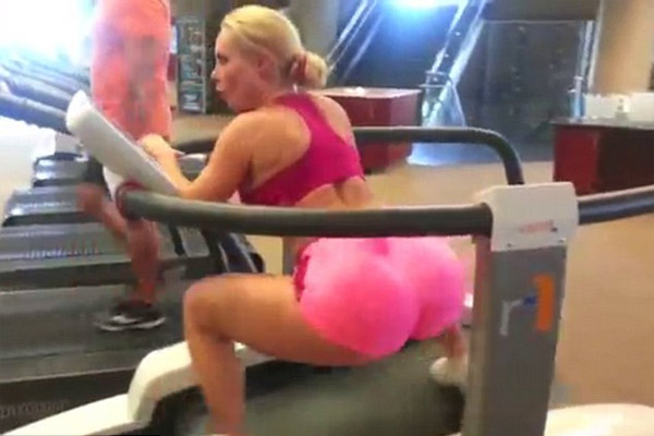 Coco Ice T Butt Workout 33