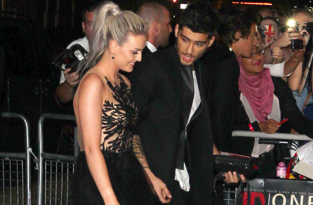 Who is zayn dating in Perth