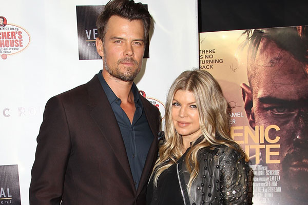 Fergie and Josh Duhamel welcome a baby boy ... and give him a rockstar name!