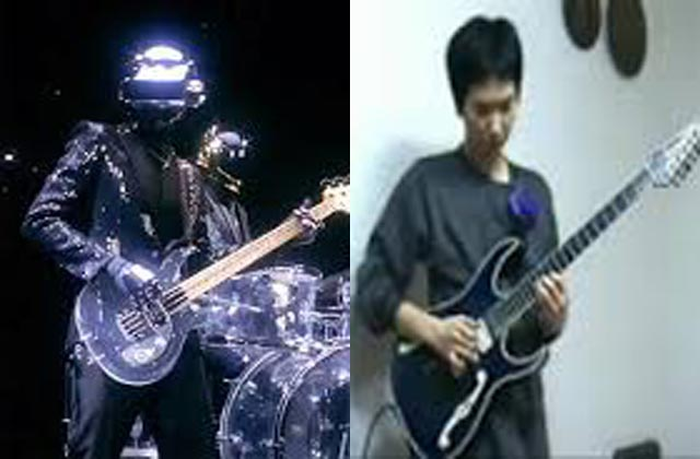 Uh-oh. Did Daft Punk steal 'Get Lucky' from a Korean guitar hero ...