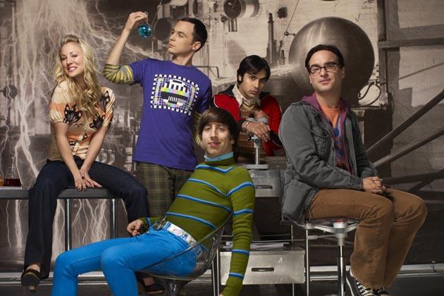 Big bank theory! <i>Big Bang Theory</i> cast demand huge pay rise