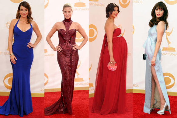 Check out all the action from the 2013 Emmy's red carpet here!