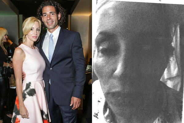 Real Housewives' Camille Grammer gets restraining order against ex who 'beat her after cancer surgery'