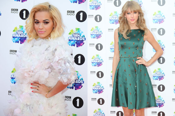 We love a good red carpet and the BBC Radio 1 Teen Awards did anything but disappoint! Especially when there's a good ol' wardrobe malfunction...<br/><br/>Have a flick through our gallery to see just which celeb flashed her knickers in a total Marilyn moment. Oops!