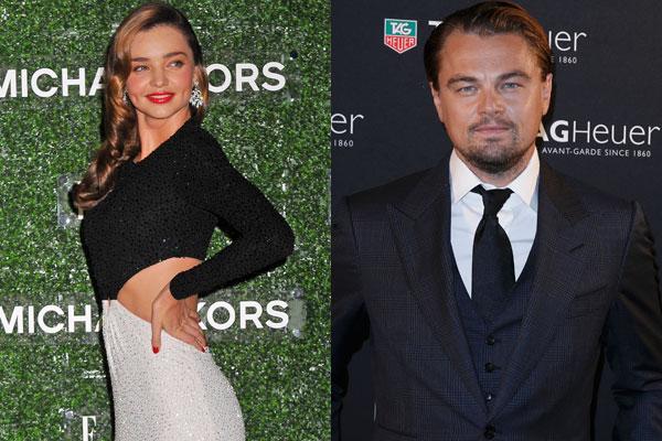 Is Miranda Kerr Hookup Leonardo Dicaprio