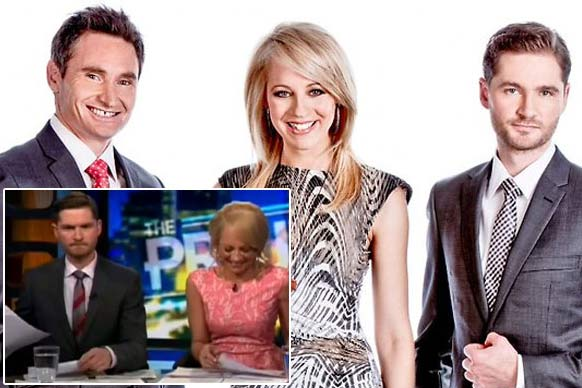 Newsreaders' unintentional gaffes in the middle of otherwise serious news broadcasts can be ridiculously funny. TheFIX takes a look back at some of our recent favourites.