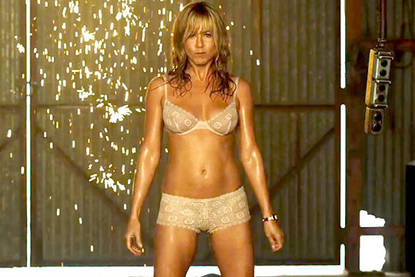 OMG! Could she get any hotter in this movie?
