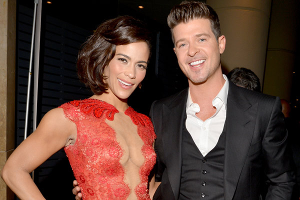 BREAKING: Robin Thicke and Paula Patton end eight-year marriage