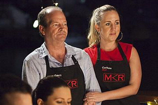 <i>My Kitchen Rules</i>' Captain hangs up on Fitzy and Wippa
