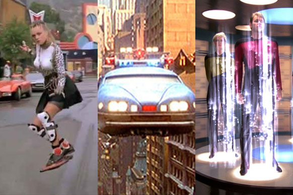 """So we ALMOST had hoverboards and now we kinda have virtual reality with Occulus Rift gaming headsets, but where's our jet pack?<br/><br/>And where the hell is our time machine!<br/><br/>Come with us on a journey through space and time to determine the top 10 things sci-fi movies promised us that haven't happened yet.<br/><br/>(<i>Author: <b><a target=""""_blank"""" href=""""https://twitter.com/yazberries"""">Yasmin Vought</a></b></i>)"""