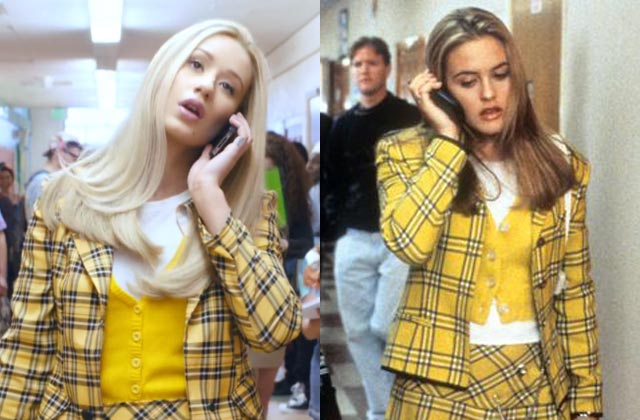 Alicia Silverstone tweets love for Iggy Azalea's Clueless-themed music video