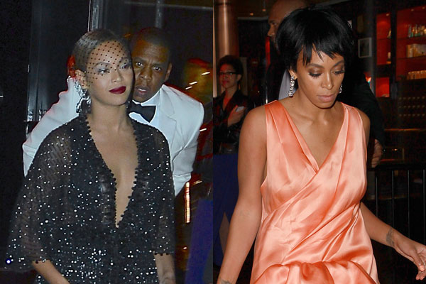 Breaking! Jay Z, Beyonce and Solange speak out about ...