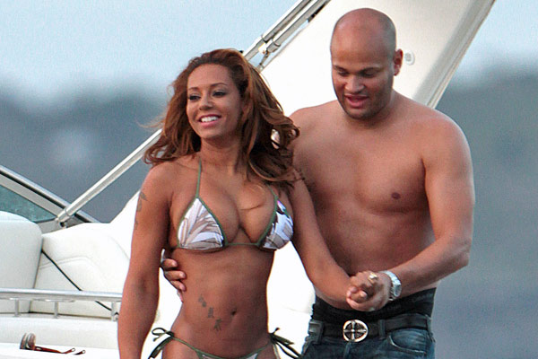 Mel B Bought Husband A Private Island For His Birthday