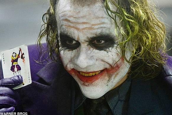 A diary Ledger kept while preparing for his role as The Joker in <i>The Dark Knight</i> (2008), revealed that he was suffering from psychological trauma and barely slept, locking himself in a hotel room for weeks to get into the mind of the iconic villain.<br/><br/>Ledger died from an accidental overdose of prescription medication at age 28, before the movie had wrapped. <br/><br/><i>Image: Warner Bros</i>
