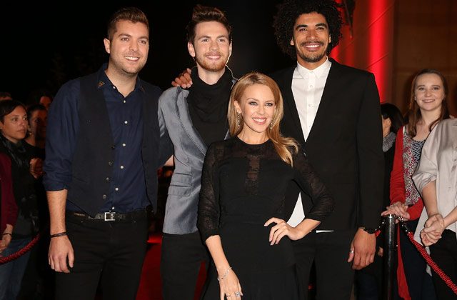 EXCLUSIVE! Kylie Minogue on her surprise Coldplay gig: 'I didn't even tell my best friend!'