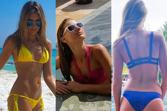 Aussie model Laura Dundovic has ditched chilly Sydney in favour of steamy Indonesia...and who can blame her?!<br/><br/>The bikini babe been flooding our Insta feed with bangin' snaps from her Bali holiday, and we don't know what we're more jealous of...the sunshine or her hot bod!<br/><br/>Click through for all the insta-snaps from Laura's Indonesian adventure...<br/><br/>Images: @lauradundovic/Instagram<br/>