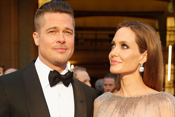 "Brad Pitt and Angelina Jolie got hitched in France over the weekend....finally!<br/><br/>The wedding took place with friends and family in a ""small chapel"" at their vineyard <b><a target=""_blank"" href=""http://homes.ninemsn.com.au/outdoor/441444/sneak-peek-inside-the-french-chateau-where-mr-and-mrs-smith-were-finally-hitched.slideshow"">the Chateau Mirval</a></b>, in Le Val, southeastern France. Angelina, 39, was walked down the aisle by her eldest sons Maddox, 13, and Pax, 10. Shiloh, 8, and Knox, 6, were the ring bearers. <br/><br/>It's been a long time coming for the pair, who met while filming <i>Mr and Mrs Smith</i> in 2005... It's like they had a 10 year pact or something!<br/><br/>Scroll through the slides to see where the Brangelina romance began...<br/>"