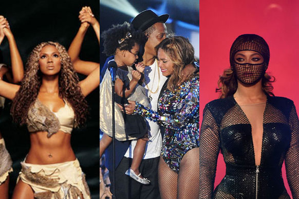 <br/><br/><br/>From Sasha Fierce to Mrs Carter and everything inbetween, Beyonce Knowles has had more than a few iconic moments. <br/><br/>To celebrate her 33rd birthday on September 4, here are 33 of our fave Bey moments...