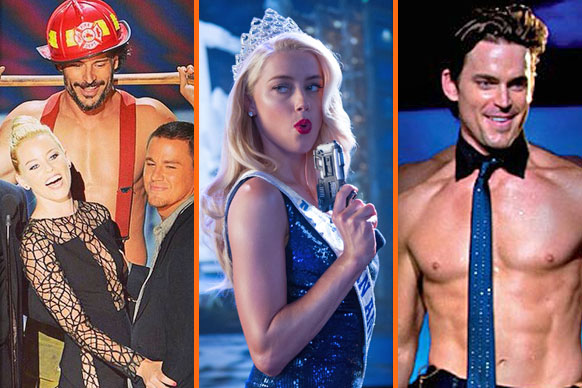 The new line-up for the <i>Magic Mike</i> sequel has finally landed in our hands...and it's just as hot as we expected.<br/><br/>Picking up the story three years after Mike (Channing Tatum) quit the stripper life at the top of his game, <i>Magic Mike XXL</i> finds the remaining Kings of Tampa stripping off for one last  performance. Well, all except Dallas (Matthew McConaughey), who won't be returning to show off his grindin' cowboy strip-moves. Damn! <br/><br/><i>Magic Mike XXL</i> hits Aussie cinemas in July 2015. Scroll through to check out the official cast…