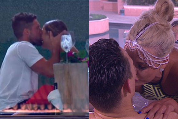 There has been no shortage of lip-locking in the <i>Big Brother</i> house this year… but we couldn't help but notice that most of the action has been totally awkward! <br/><br/>From Travis' aggressive tongue technique to Sam's insistent 'friend pecks', let's take a look at the lusty moments that left little to be desired…<br/>