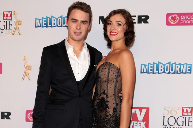 Demi Harman leaves Home and Away for Hollywood… but what about her co-star boyfriend?