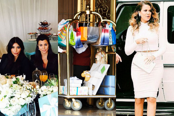 Kourtney Kardashian Baby Shower Gifts Gift Ideas