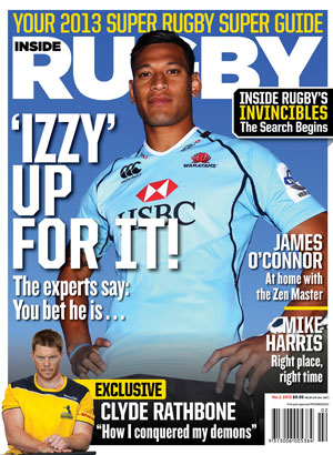 Inside Rugby Magazine