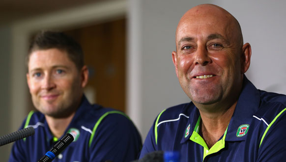 Meet Australia's new coach