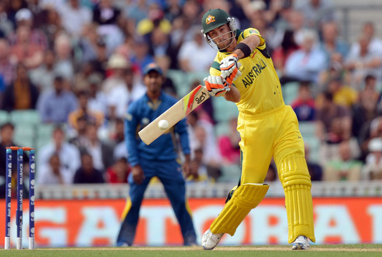 <b>Australia allrounder Glenn Maxwell has bolstered his reputation as one of cricket's most dynamic players with a rare switch-hit six against India.</b><br/><br/>The shot came in the fourth ODI as he blasted 92 runs off 77 balls. His innings helped Australia to a total of 295, but their hopes of victory were literally washed away as rain ended the match with India at 0-27.<br/><br/>Maxwell's switch-hit has drawn comparisons to cricket's other switch-hit masters, David Warner and Kevin Pietersen. Watch them in action...<br/><br/>