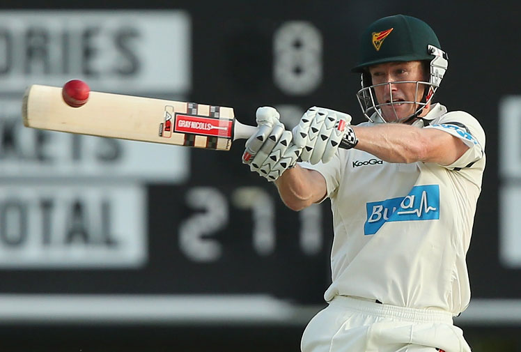 <b>Australia have named a 12-man squad to face England in the first Ashes Test at the Gabba starting on Thursday November 21.</b><br/><br/>George Bailey is set to make his Test debut after an impressive job leading Australia's recent one-day campaign in India.<br/><br/>Paceman Mitchell Johnson was been brought back, while allrounder James Faulkner retained his position after making his Test debut in the fifth Ashes Test at The Oval. <br/><br/>(All images - Getty)