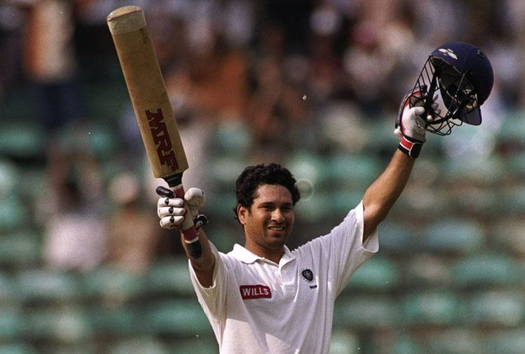 <b>A teary Sachin tendulkar has bowed out of cricket after India beat West Indies by an innings and 126 runs in his 200th and final Test match. </b><br/><br/>'The Little Master' gave a passionate speech in a post-match ceremony in which he thanked everyone who helped him over his record-breaking career. <br/><br/>Tendulkar finishes with 15,921 runs in Tests and 18,426 runs in 463 one-day internationals. <br/><br/><br/>